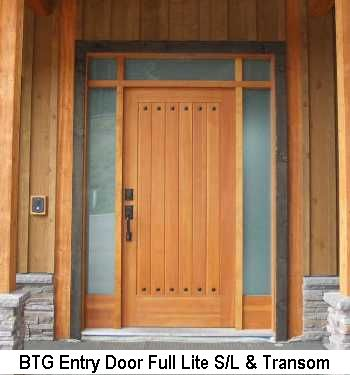 Front Entry Door Soild Wood Doors Custom Door Design
