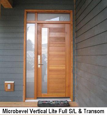 Front Entry Door Soild Wood Doors Custom Door Design