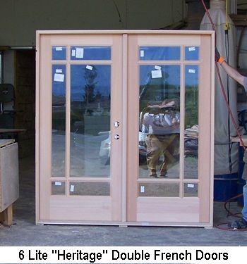 French Doors Exterior French Doors Exterior Utah