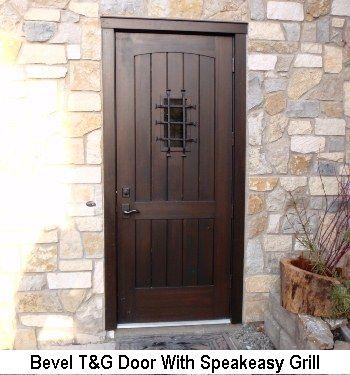 Exterior Doors Soild Wood Doors Custom Door Design